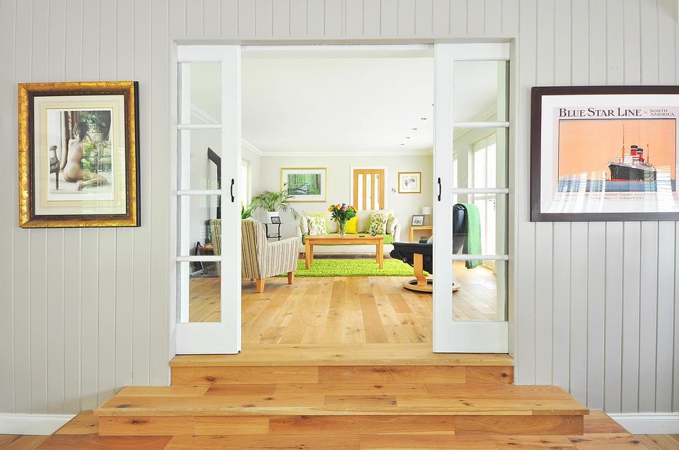 dvere. interiér