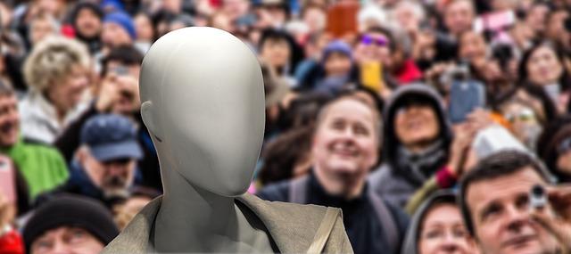 figurina v davu