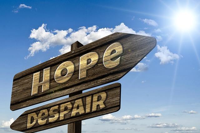 cesta k naději