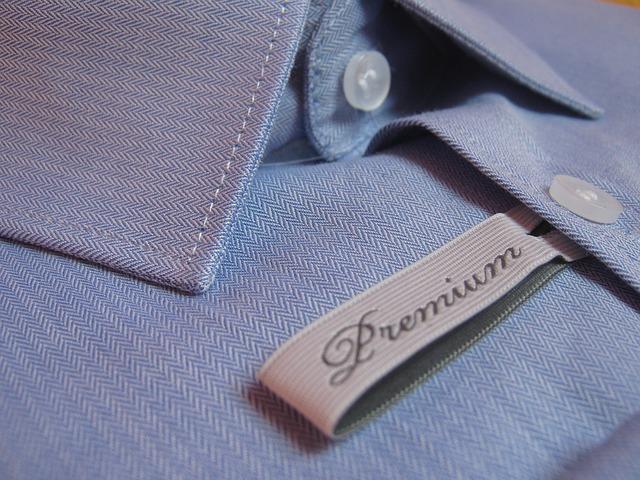 tričko luxusní