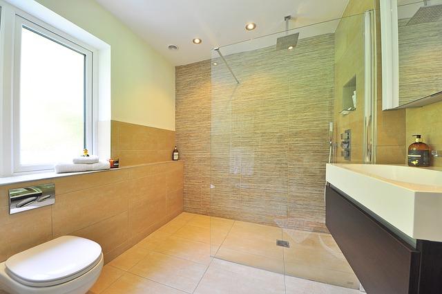 Sprchové kúty Walk-in alebo moderné riešenie kúpeľní