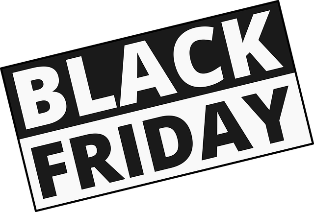 výpredaj čierny piatok